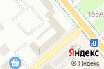 Схема проезда до компании Студия дизайна ногтей Зульфии Аникановой в Донецке