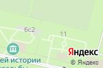 Схема проезда до компании Музей русской усадебной культуры Влахернская-Кузьминки в Москве