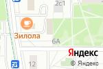 Схема проезда до компании Адвокатский кабинет Боровик В.Г. в Москве