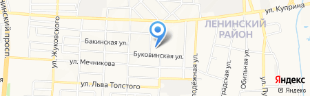 Детский сад №367 на карте Донецка