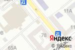 Схема проезда до компании Вмагазине в Донецке