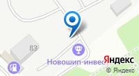 Компания Марин энд Индастриал продакшен на карте