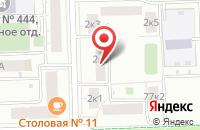 Схема проезда до компании Институт Образовательных Технологий в Москве
