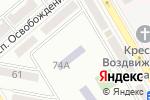 Схема проезда до компании Детский сад №151, Зайчик в Донецке