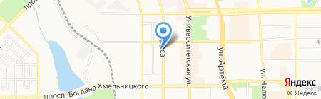 Банкомат Проминвестбанк ПАО на карте Донецка