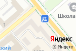 Схема проезда до компании Trend в Донецке