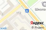Схема проезда до компании ВиноГрад в Донецке