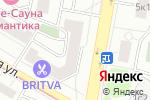 Схема проезда до компании Экспресс запчасти в Москве