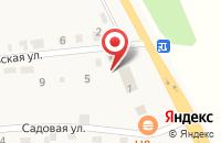 Схема проезда до компании Автосервис в Стахановском