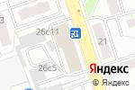 Схема проезда до компании СтройГидроИнжиниринг в Москве