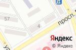 Схема проезда до компании Be Happy в Донецке