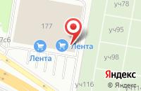 Схема проезда до компании Ватерхолл в Москве