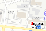 Схема проезда до компании Аква хаус в Москве