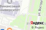Схема проезда до компании Киоск хлебобулочных изделий в Москве