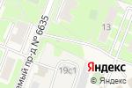 Схема проезда до компании Киоск фруктов и овощей в Акулово