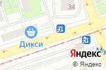 Схема проезда до компании NOVUS в Москве