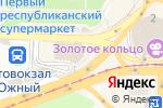 Схема проезда до компании ДонМак в Донецке