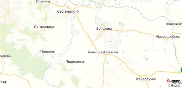 Стахановский на карте