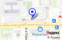 Схема проезда до компании МЕБЕЛЬНЫЙ МАГАЗИН ОПТИМ-БЫТ в Москве