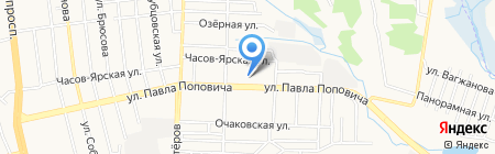 Детский сад №325 на карте Донецка