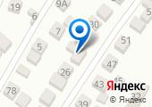 Участковый пункт полиции Восточного района на карте