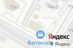 Схема проезда до компании Фаворит в Москве