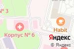 Схема проезда до компании Московский клинический научно-практический центр в Москве