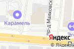 Схема проезда до компании Семпай в Королёве