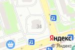 Схема проезда до компании Fotoflat в Москве