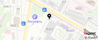 Колобок на карте Москвы