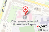 Схема проезда до компании Стойленский горно-обогатительный комбинат в Старом Осколе
