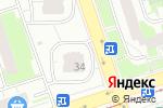 Схема проезда до компании Новогиреевская в Москве