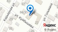 Компания Стройтермосервис на карте