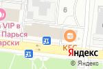 Схема проезда до компании ТРК ПЕРОВО МОЛЛ в Москве