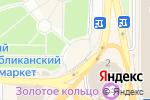 Схема проезда до компании Мираж в Донецке