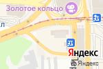 Схема проезда до компании Захарова М.В., ЧП в Донецке