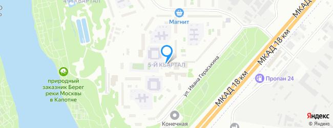 квартал Капотня 5-й