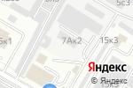 Схема проезда до компании КодСБ в Москве