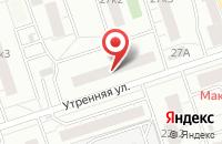 Схема проезда до компании Всв-Строй в Москве