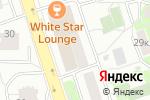Схема проезда до компании РИАН в Москве