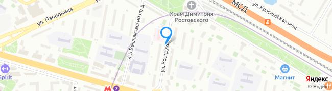 улица Вострухина