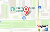 Схема проезда до компании Тц Аппетит в Москве