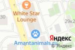 Схема проезда до компании ССК Авто в Москве