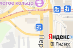 Схема проезда до компании Мясторг в Донецке