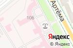 Схема проезда до компании ДЛ-В в Донецке