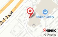 Схема проезда до компании BoxTeam в Дзержинском