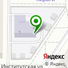 Местоположение компании Детский сад №68