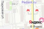 Схема проезда до компании NixStore в Москве