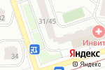 Схема проезда до компании Triangle Studio в Москве
