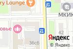 Схема проезда до компании Style в Москве